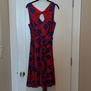Modcloth timeless magmatism dress NWT